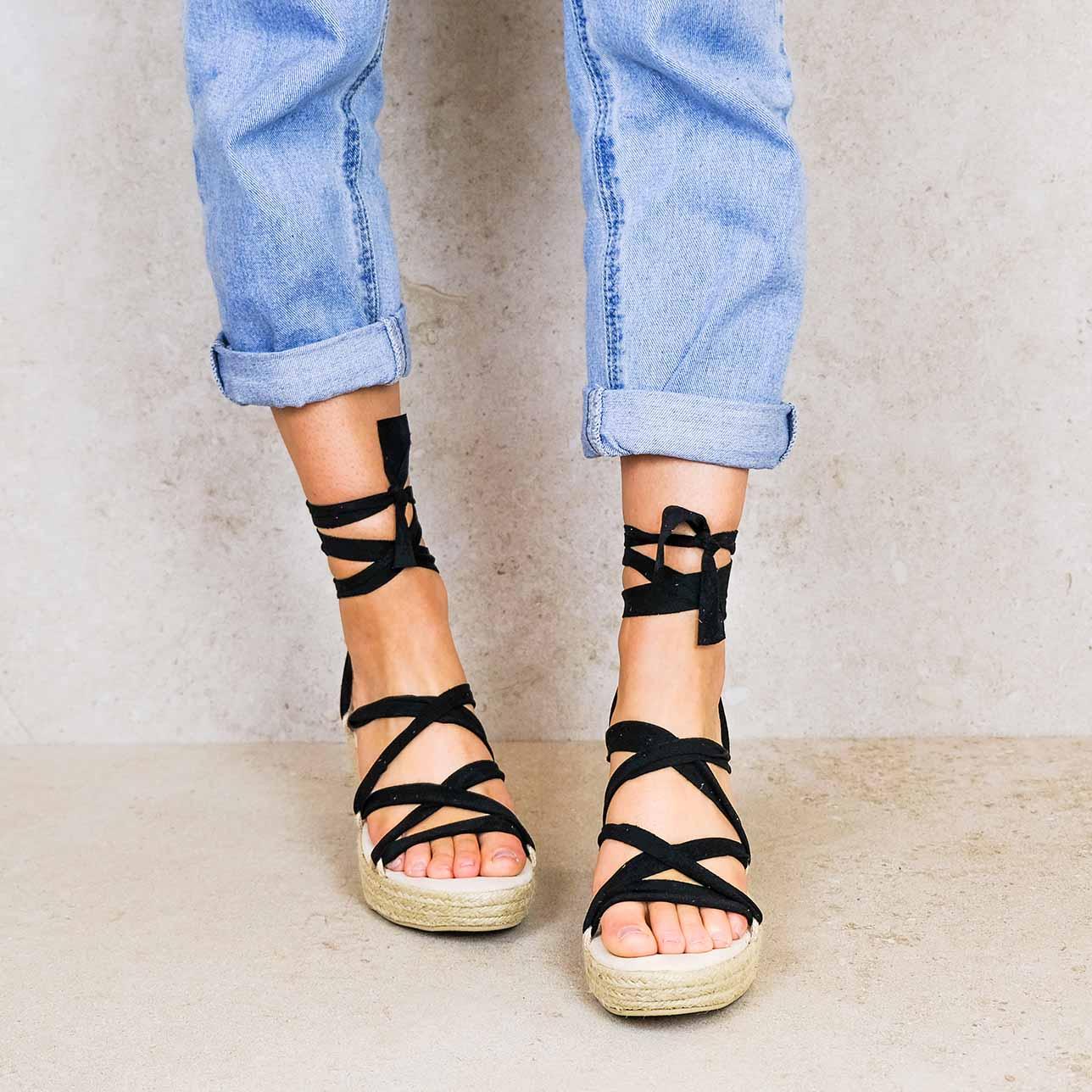 Chilon-jute-2_lintsandalen sandals travelsandals vegan sustainable sandals wikkelsandalen