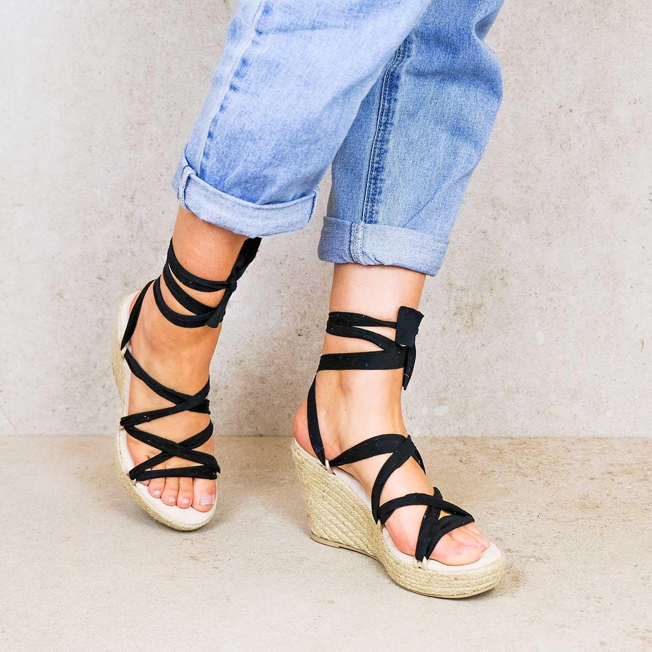 Chilon-jute_lintsandalen sandals travelsandals vegan sustainable sandals wikkelsandalen