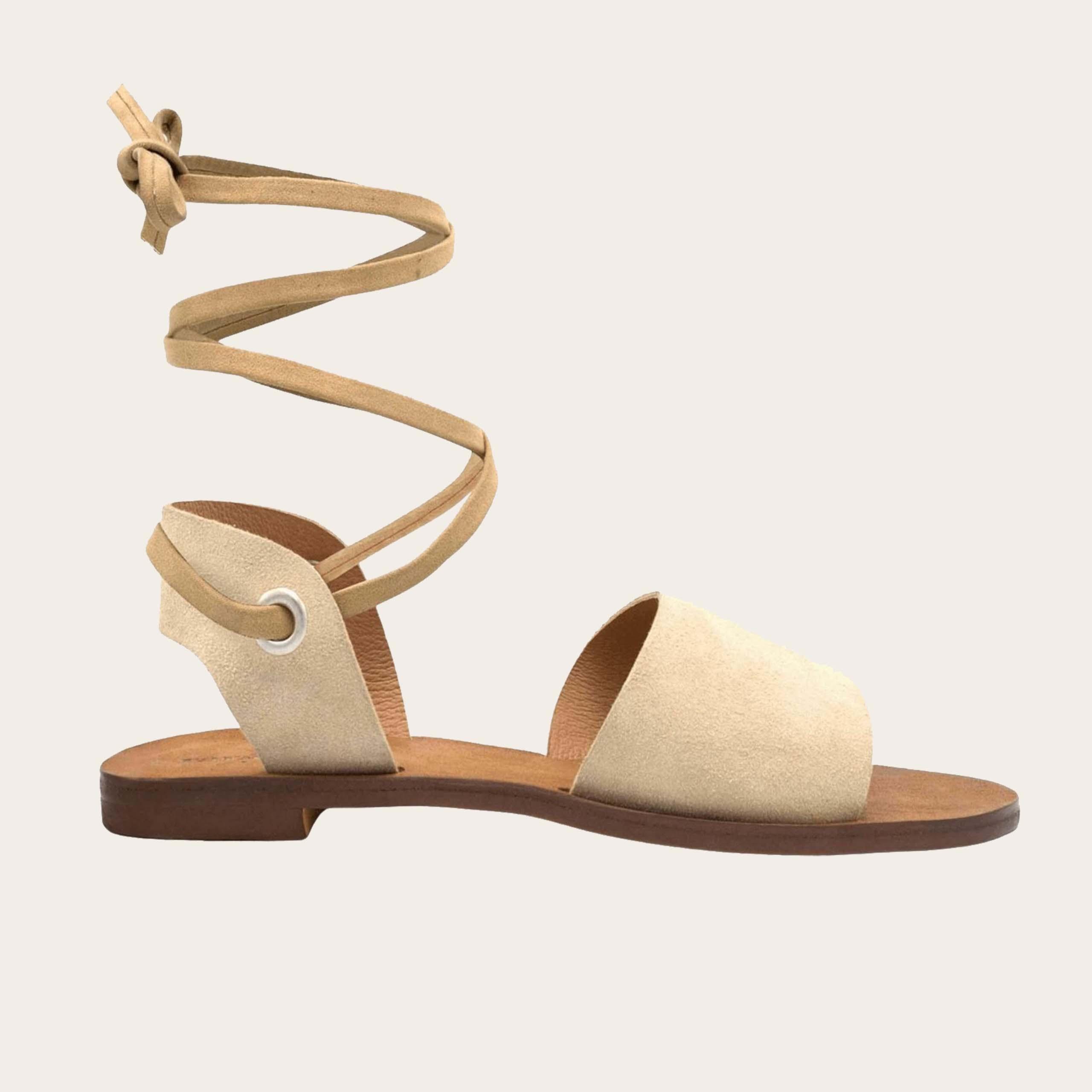 acapulco-beige_1_lintsandalen sandals travelsandals vegan sustainable sandals wikkelsandalen