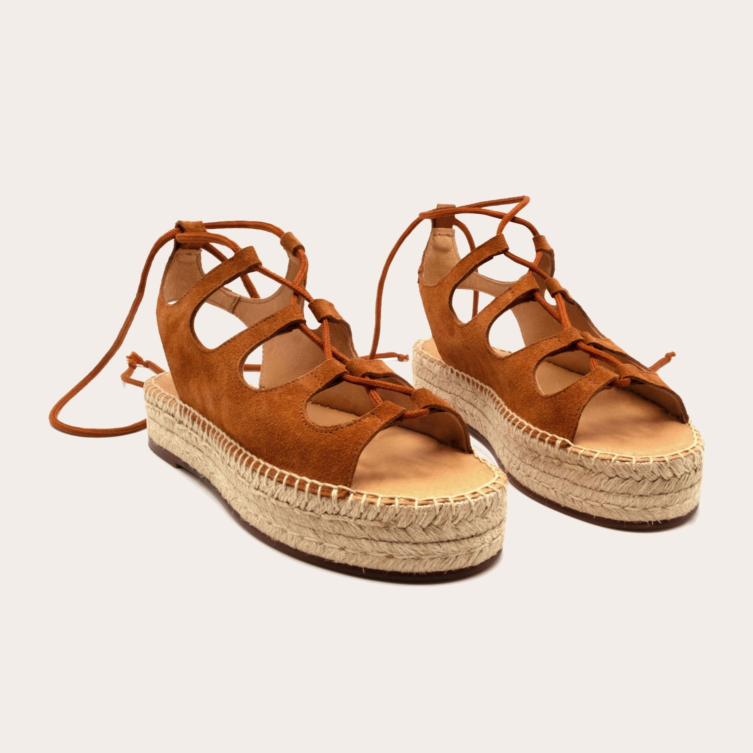 rafa-brown_2_lintsandalen sandals travelsandals vegan sustainable sandals wikkelsandalen